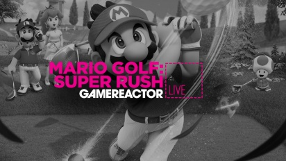 Mario Golf: Super Rush - Livestream-Wiederholung