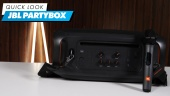 JBL Partybox: Quick Look