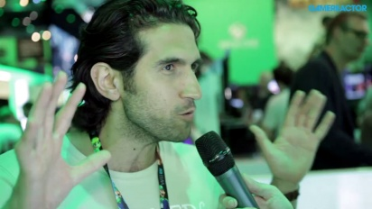 E3 13: Brothers: A Tale of Two Sons - Interview Josef Fares