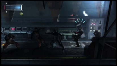 Batman: Arkham Origins Blackgate - PS Vita Combat Trailer