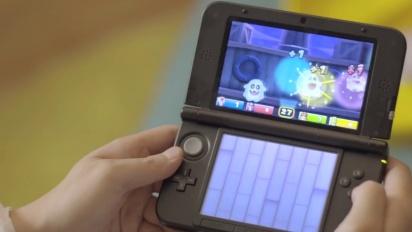 Nintendo 3DS - Mario Party: Island Tour - Jennette McCurdy Plays Peep A Peepa - Trailer