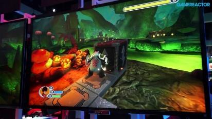 Invizimals: Das verlorene Königreich - E3 2014 Gameplay