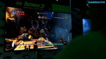 Lego Batman 3: Jenseits von Gotham - E3 2014 Gameplay