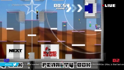 It Draws a Red Box - #IDARB is Coming to Xbox One Trailer