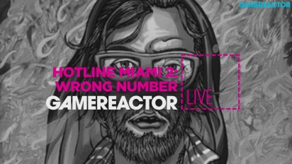 Hotline Miami 2: Wrong Number - Livestream-Wiederholung