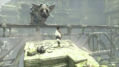 The Last Guardian - E3 2015 Sony's Gameplay Walkthrough