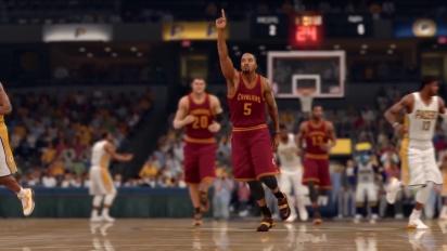 NBA Live 16 - E3 2015 - First Look Trailer