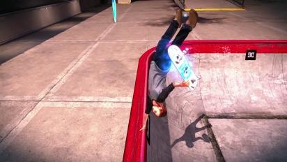 Tony Hawk's Pro Skater 5 - The Skaters Trailer Part 2