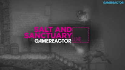 Salt and Sanctuary - Livestream-Wiederholung