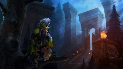 Heroes of the Storm - Zul'jin Hero