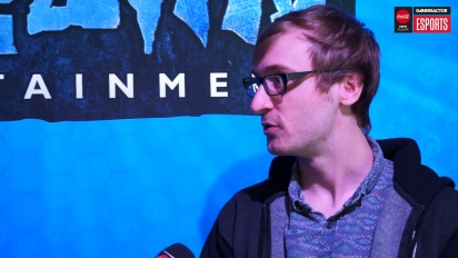 IEM Katowice - Interview mit Lead Sam Braithwaite über das HotS Esports-Franchise