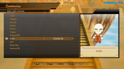 Dragon Ball FighterZ - Wir erkunden den Hub