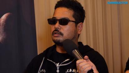 Tekken 7 - Interview mit Katsuhiro Harada und Michael Murray