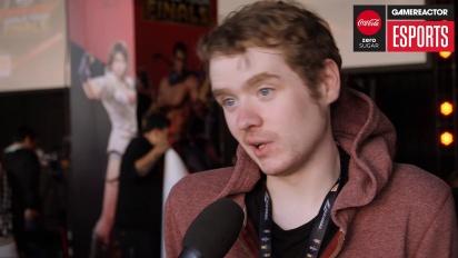 Tekken World Tour-Finale - Interview mit Fergus