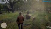 Red Dead Redemption 2 - Gameplay rund um das Camp