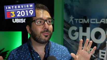 Ghost Recon: Breakpoint - Interview mit Eric Couzian