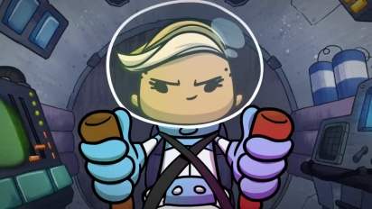 Oxygen Not Included - Space Industry Upgrade Short