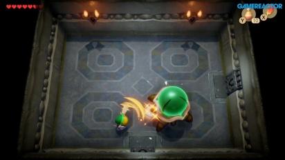 The Legend of Zelda: Link's Awakening - Colour Dungeon (Gameplay)