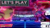 Let's Play Pokémon Schild/Schwert - Episode 3