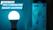 Wiz Connected Smart Lighting - Quick Look