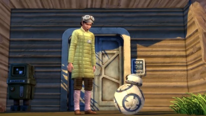 The Sims 4 Star Wars: Journey to Batuu - Official Gameplay Trailer