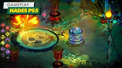 Hades - PS5-Gameplay