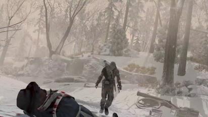 Assassin's Creed III - Tyranny of King Washington DLC: Wolf Power Trailer