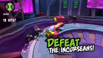 Ben 10 Omniverse 2 - Incursean Invasion Trailer