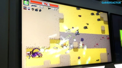Nuclear Throne - E3 2014 Gameplay
