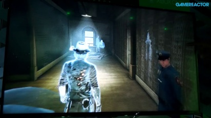 Murdered: Soul Suspect  - E3 2014 Gameplay