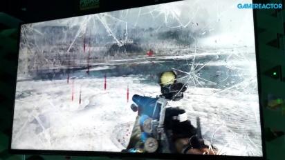 Metro Redux - E3 2014: Last Light Gameplay