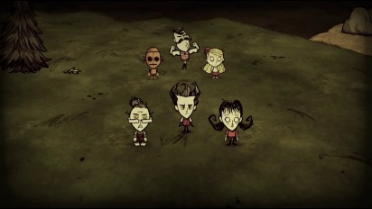 Don't Starve - Don't Starve Together Steam Early Access Trailer