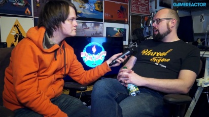 The Flame in the Flood - Interview Forrest Dowling