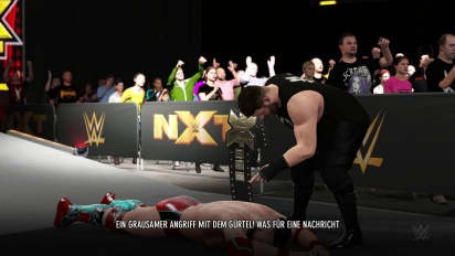WWE 2K16 - My Career Trailer (Deutsch)