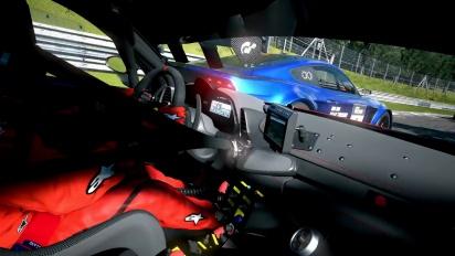 Gran Turismo Sport - E3 2016 Gameplay Trailer