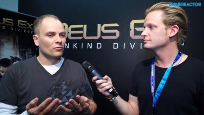 Deus Ex: Mankind Divided - Interview mit Patrick Fortier
