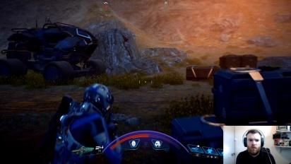 Livestream Replay - Mass Effect: Andromeda