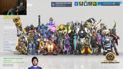 Overwatch - Anniversary Livestream