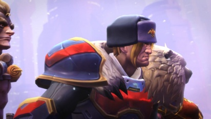Heroes of the Storm - Assault on Volskaya Foundry