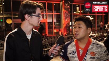Tekken World Tour-Finale: Interview mit Saint