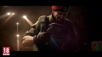 Rainbow Six: Siege - Maestro Operator