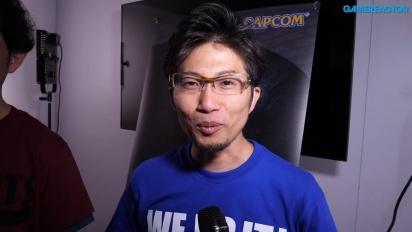 Resident Evil 2 Remake - Yoshiaki Hirabayashi & Tsuyoshi Kanda Interview