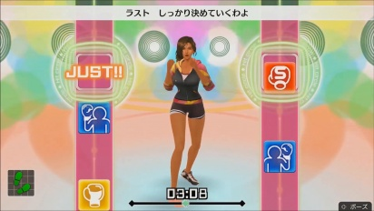Fitness Boxing - Laura instructor gameplay trailer