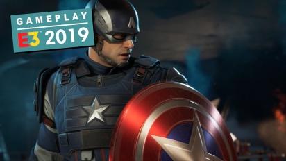 E3 2019 - Die besten Trailer: Square-Enix-Edition