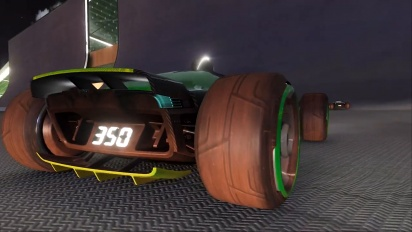 Trackmania - Gameplay Trailer