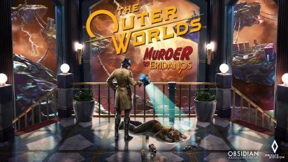 The Outer Worlds: Murder on Eridanos - Livestream-Wiederholung