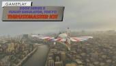 Microsoft Flight Simulator - Flug aus Tokyo auf der Xbox Series X mit dem T.Flight-Kit von Thrustmaster