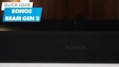 Sonos Beam Gen 2: Quick Look