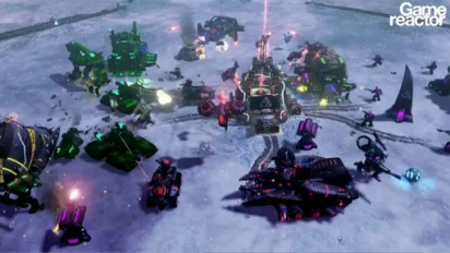 Command & Conquer 4: Tiberian Twilight - Developer Diary 1 Singleplayer