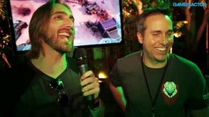 E3 13: Halo: Spartan Assault - Interview Dan Ayoub